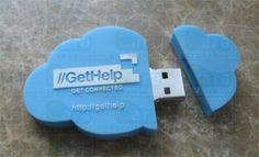 cloud shape usb flash disk clouds storage device promotional usb memory sticks 8GB-Bespoke USB Memory Sticks Factory carausb@aliyun.com  may.yuan@carausb.com