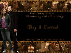 Oh, I definately support Meg & Cas! She's a f*cking bitch, but they have. Credits: Brush Set Meg and Cas Wallpaper Supernatural Cosplay, Supernatural Cast, Castiel, Superwholock, Cute Couples, Love Story, It Cast, Deviantart, Wallpaper