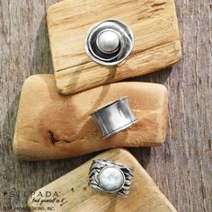 Oh-so-pretty #Silpada rings | #WomensFashion www.mysilpada.com/kathy.phibbs