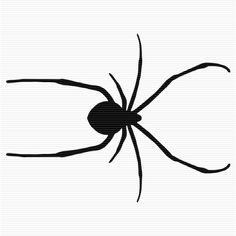 Spider Clipart Black And White | Clipart Panda - Free Clipart Images