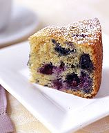Slow Cooker Blueberry Coffee Cake