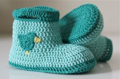 Baby bootie galoshes - 2