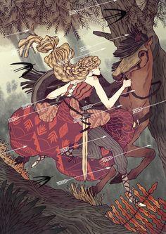 """theartofanimation: """"Nuria Tamarit - https://www.facebook.com/nuria.t.castro - https://twitter.com/tamaritn - http://ntamarit.tumblr.com """""""