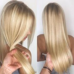 87 unique ombre hair color ideas to rock in 2018 - Hairstyles Trends Medium Blonde Hair, Blonde Hair Looks, Brown Blonde Hair, Butter Blonde Hair, Sandy Blonde, Blonde Wig, Hair Inspo, Hair Inspiration, Beautiful Hair Color