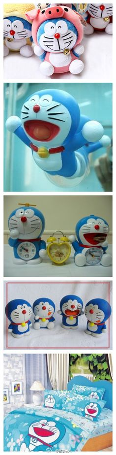 Doraemon~ One of Sta-chan's favorite toys while growing up in Japan.