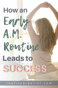Do early morning routines really lead to success? There's a reason why some of the most successful people on the planet credit their success with waking up early. If you're wondering if it's worth it to become an early bird, check out these tips! Morning Habits, Morning Routines, Daily Routines, Healthy Lifestyle Habits, Healthy Habits, Healthy Mind, Confidence Tips, Confidence Building, Personal Development Books