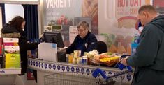 """Tesco Grocery Store Introduces """"Relaxed Checkout"""" — InspireMore"""