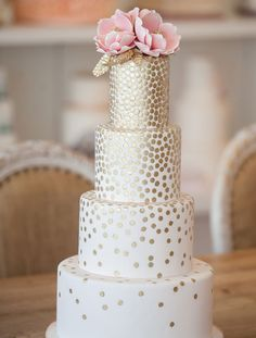 Wedding Colour Trends: Blush and Gold - TodaysBride.ca