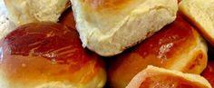 Receita de Pão de batata com carne-seca