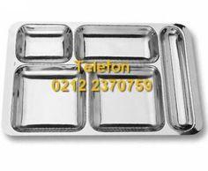 Paslanmaz Tabldot Tabağı Satışı 0212 2370749 - En Ucuz Fiyatlarıyla Çelik Tabldot Tabağı Satış Telefonu 0212 2370749