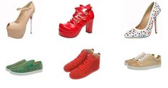 Looking fashionable and stylish #RedBottomShoes for any occasion or special day (wedding anniversary, Birthday Party) then visit our on our website and get red bottom shoes according to your choice and budget.
