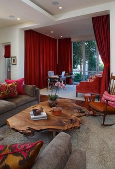 By the bay - eclectic - living room - san francisco - Artistic Designs for Living, Tineke Triggs