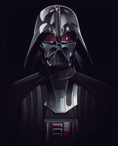 Anakin Vader, Darth Vader, Star Wars Jedi, Star Wars Rebels, Boba Fett Helmet, Dark Galaxy, Images Star Wars, Star Wars Comics, Star Wars Tattoo