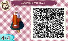 """merongcrossing: """"Going out of winter clothes"""" - Animal Crossing New Leaf"""