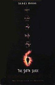 IMDb:  The Sixth Sense (1999) Poster. Ed J Review:  10 out of 10.  Drops you at the end.  Unpredictable.  Great  classic.