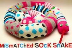 Grosgrain: Mismatched Socks