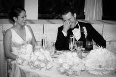 www.glenmarstudio.com #glenmarstudio #weddingphotographers #weddingday #brideandgroom #bride #groom #newlyweds #love #couple #reception #toasts #laughs #kodakmoment #tuxedo #bridaldress #weddingdress #bouquets #wedding #married