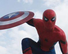 Confirmado, Spider-man está en Capitán América: Civil War