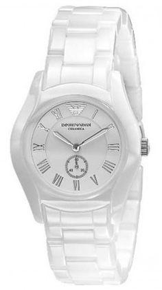 d9ba51c01dce Emporio Armani Damen Uhr AR1405 Chronograph