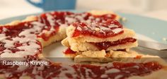 Raspberry Kringle. This delicious treat is great for morning snack and is a fan favorite.