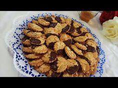 - YouTube Shortbread Biscuits, Biscuit Cookies, Nutella, Pasta, Few Ingredients, Cookie Bars, Apple Pie, Christmas Cookies, Cookie Recipes