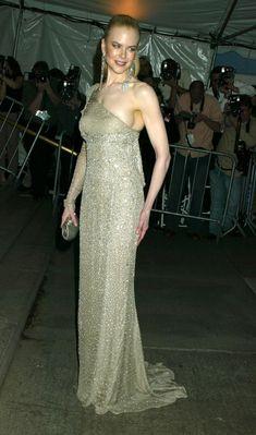ef92ff730d Nicole Kidman Has Always Been a Red Carpet Risktaker Photos