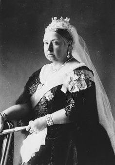 Portrait photograph of Queen Victoria (1819-1901), c. 1891 | Royal Collection Trust