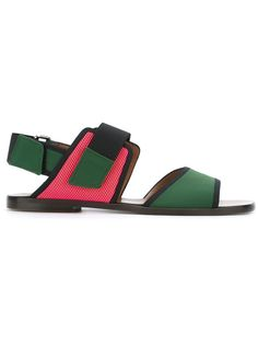 Marni sandales bicolores