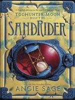 Angie Sage - TodHunter Moon, Book Two: SandRider (World of Septimus Heap) Ya Books, Books To Read, Comic Books, Moon Book, Books For Teens, Teen Books, Stories For Kids, Fantasy, New Kids
