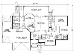 Best Minus One Garage Bay Remove Study And Dining Room 400 x 300