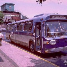 The Bronx ~ The Bus to Orchard Beach ~1973