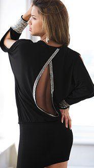 Sexy Dresses: Sexy Evening, Party & Black Dresses at Victoria's Secret