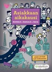 ASIAKKAAN AIKAKAUSI. Kari Korkiakoski; Janne Löytänä. 2014 Marimekko, Games, Gaming, Toys