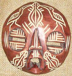 Baluba Mask
