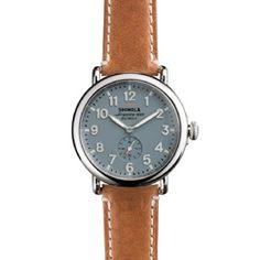 THE RUNWELL 41mm Blue  Watch