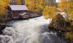 Rivers and Waterfalls Photography
