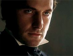 (gif) The look that will sear your soul...and then leaves.  <<<---- whoever said this, bravo