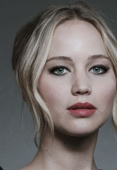 """Jennifer Lawrence photographed by Drew Gurian for 'The Hunger Games: Mockingjay Part 1' Portraits 2014. """