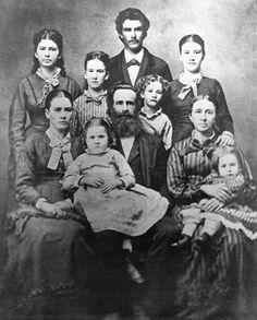 Blake family 1878