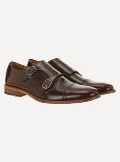 Monk Strap Men's Shoes
