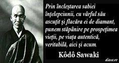 Maestrul Zen Kôdô Sawaki despre buna folosire a talentelor, abilităţilor umane Zen, Astrology