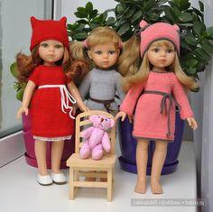 Любимые Паолочки. / Paola Reina, Antonio Juan и другие испанские куклы / Бэйбики. Куклы фото. Одежда для кукол