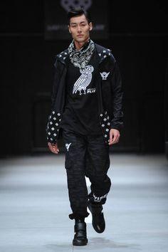 LIUYONG Spring-Summer 2017 - Mercedes-Benz Fashion Week China