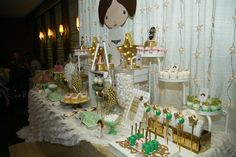Rachel J Special Events: Star Wars Baby Shower featuring Princess Leia
