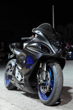 Super Cool Hayabusa