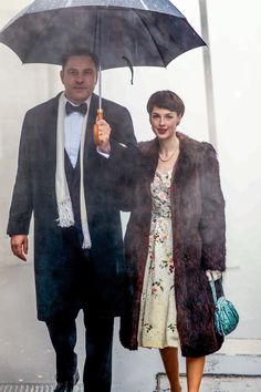 'Partners in Crime' - Agatha Christie's Tommy & Tuppence - David Walliams and Jessica Raine (2015).