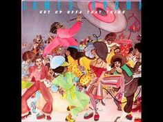 Best dance song EVER. Get Up Offa That Thing, James Brown, 1976.