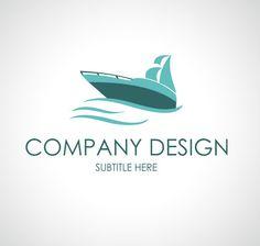 Logo Design OOAK Logo Premade Logo and Watermark Nautical Logo Boat Logo Yacht Logo Photography Logo Custom Logo Business Logo Designer Logo Design OOAK Logo Premade Logo and Watermark by TheDesignsEnchanted N Logo Design, Custom Logo Design, Custom Logos, Boat Design, Graphic Design, Logan, Nautical Logo, Ship Logo, Plumbing Emergency