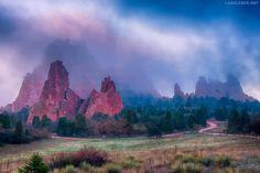 Garden of the Gods Colorado Springs, CO