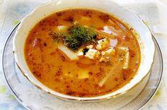 Рецепты вегетарианские. Пошаговые рецепты с фото.: Вегетарианский суп с сыром